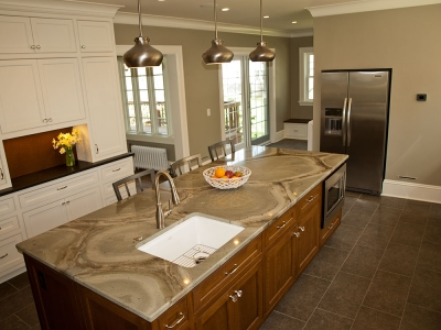 Modern Kitchen Remodel   Cleveland Heights
