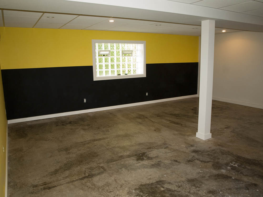 cleveland heights basement gets complete remodel by the team at the