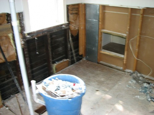 Full scale bathroom remodel in cleveland heights oh the for Bathroom remodeling cleveland ohio