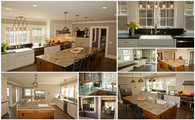 Modern Cleveland Heights Kitchen Remodel