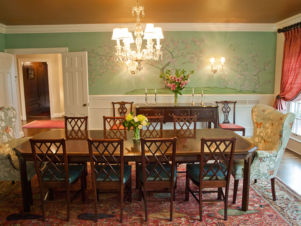 shaker heights dining room remodel the beard group