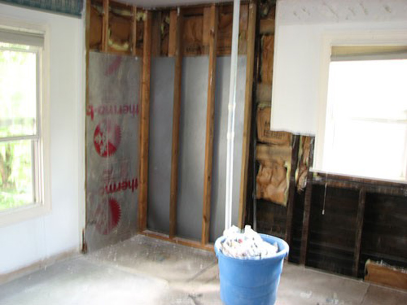 Full Scale Bathroom Remodel In Cleveland Heights Oh The